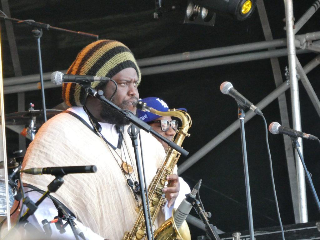 Love Supreme Festival Kamasi Washington