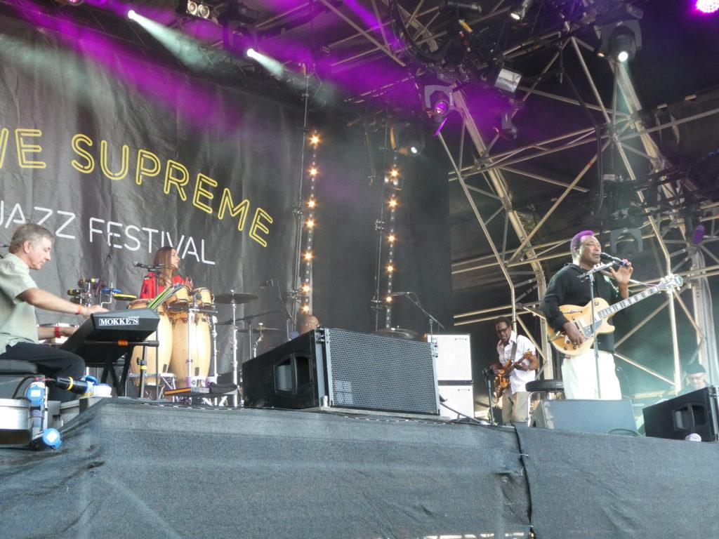 Love Supreme Festival George Benson