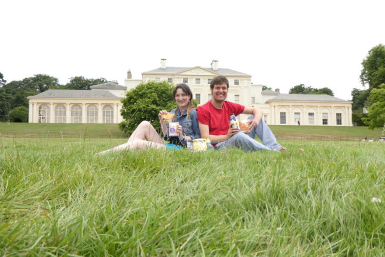 Picnic Kenwood House Hampstead Heath London