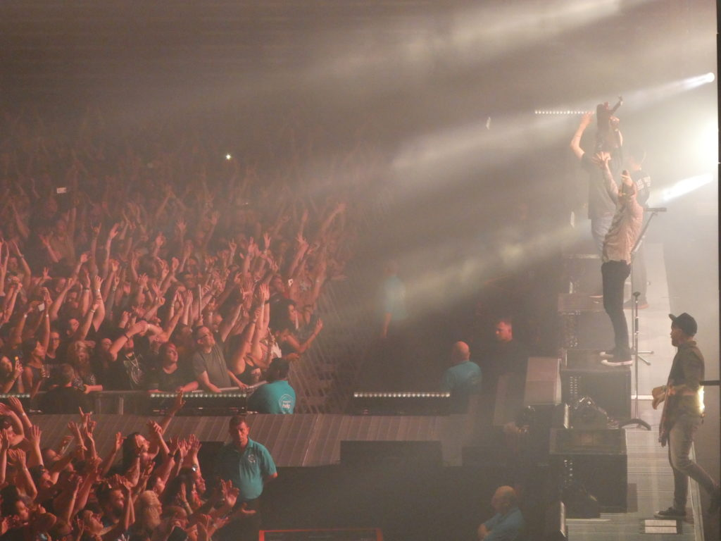 Linkin Park Chester Bennington Barclaycard Arena