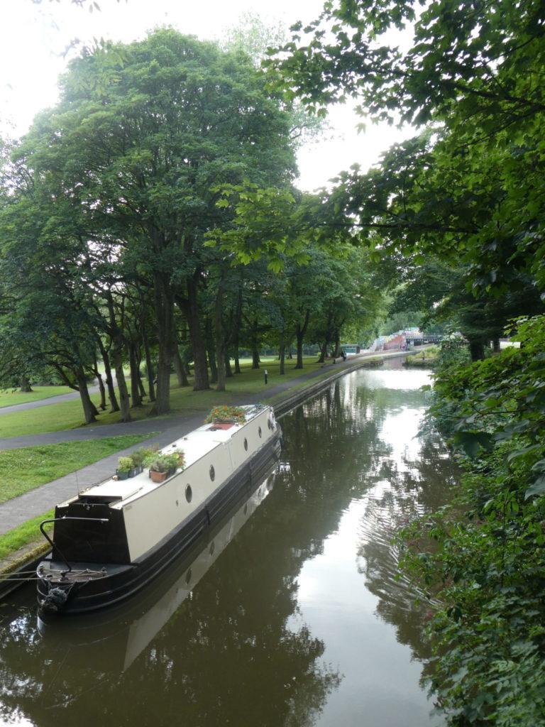 Hanley Park Cauldon Canal