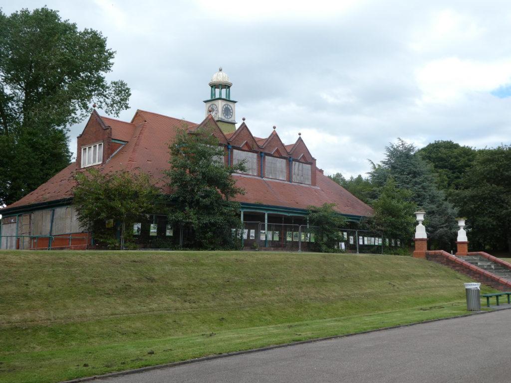 Hanley Park Main Pavilion