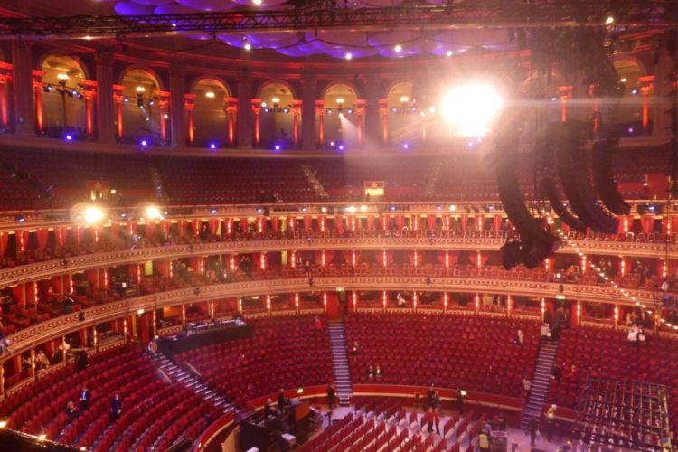 Romantic West London Royal Albert Hall