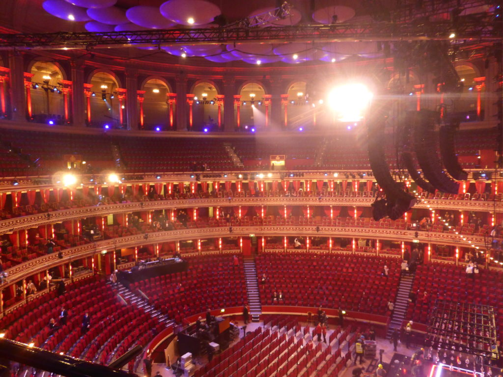 Romantic West London Royal Albert Hall