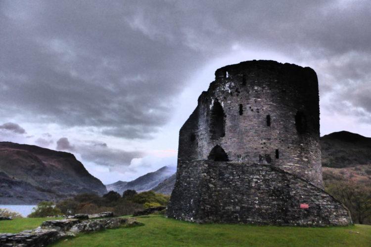 Dolbadarn Castle Llanberis