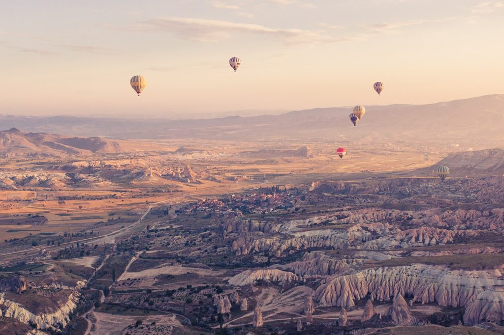 Best Hot Air Balloon Cappadocia Turkey