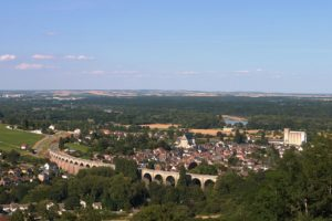Best Hot Air Balloon Loire Valley France