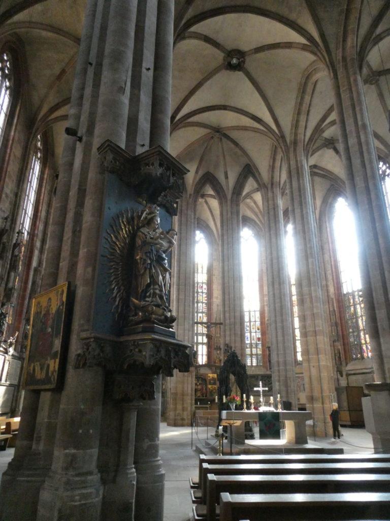 Nuremberg Germany - St Sebald Church