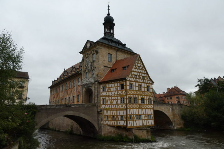 Bamberg Germany - Town Hall