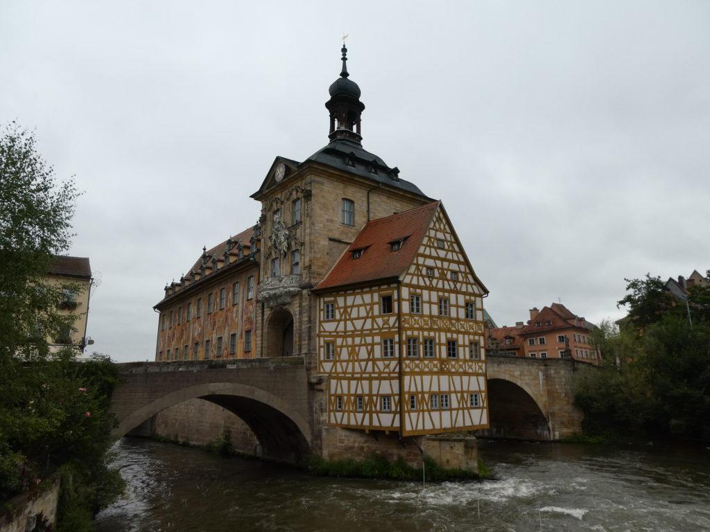 Bamberg Germany - Town Hall