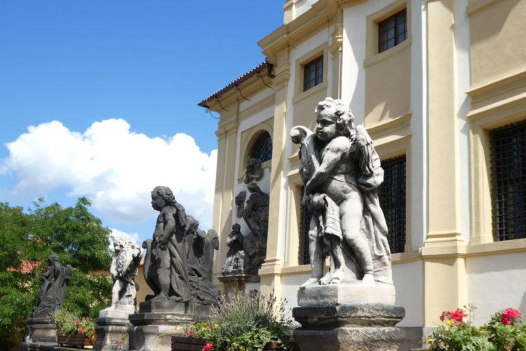 Prague Loreto Czech Republic