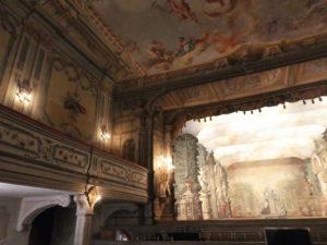 Cesky Krumlov Castle Theatre