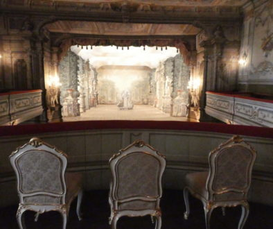 Cesky Krumlov Castle Theatre Royal Box