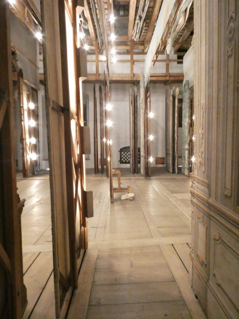 Cesky Krumlov Castle Theatre Behind The Scenes