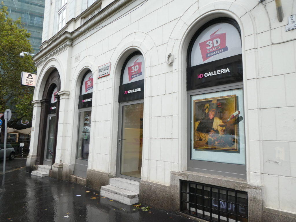 3D Gallery Budapest
