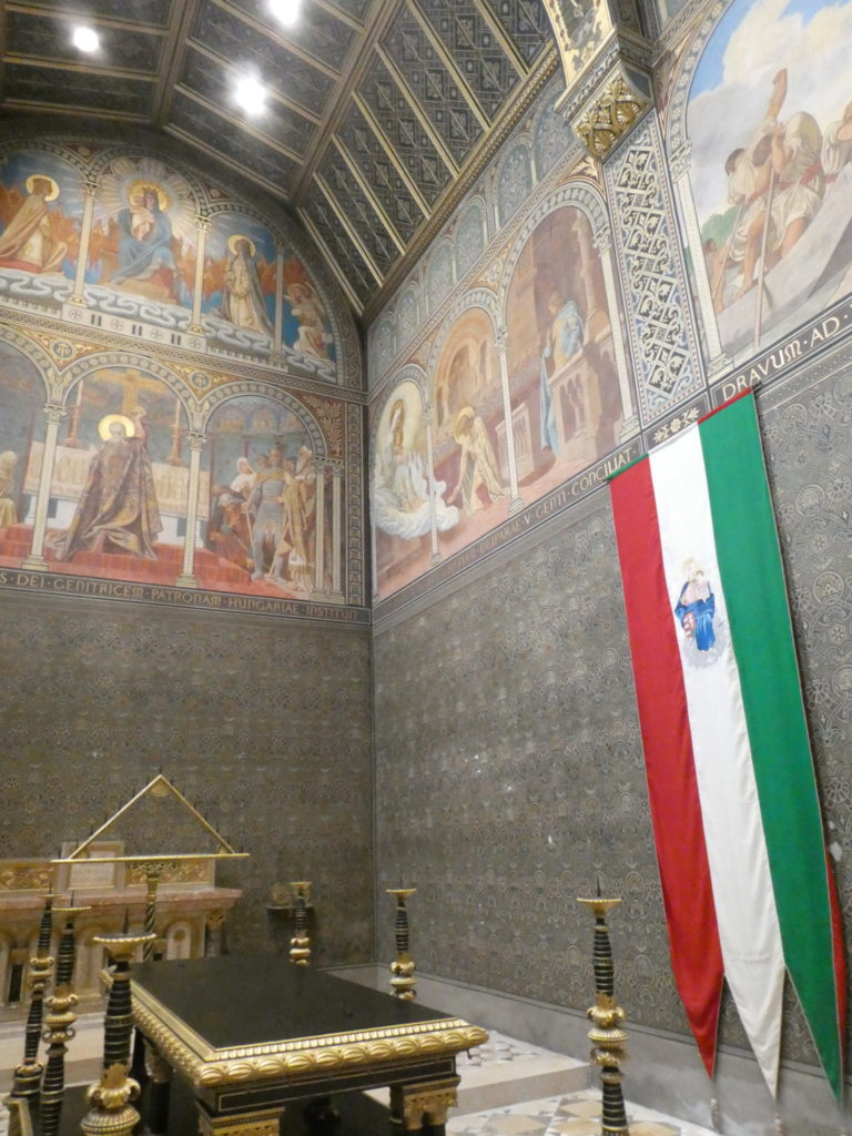 Pecs Cathedral Hungary - Chapel of Mary