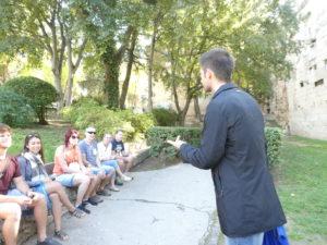 Split Walking Tour Croatia