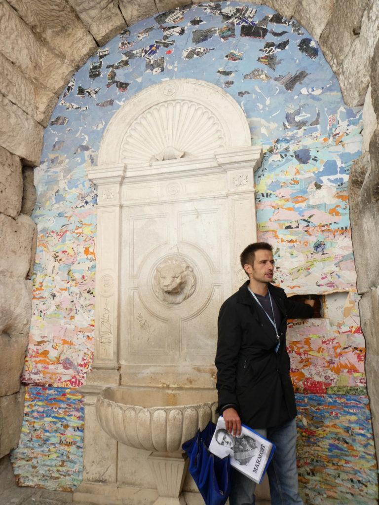 Split Croatia - Ancient Well