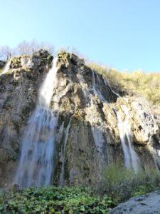 Plitvice Lakes Croatia - Veliki Slap