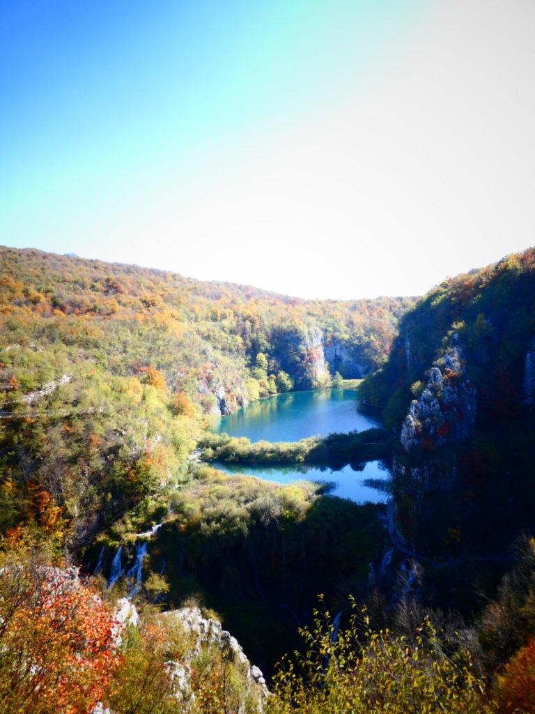 Plitvice Lakes Croatia - Vidikovak