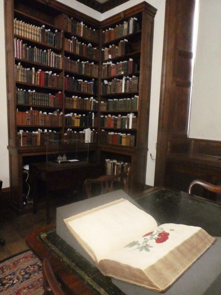Chawton House Library Alton Hampshire Jane Austen - Reading Room