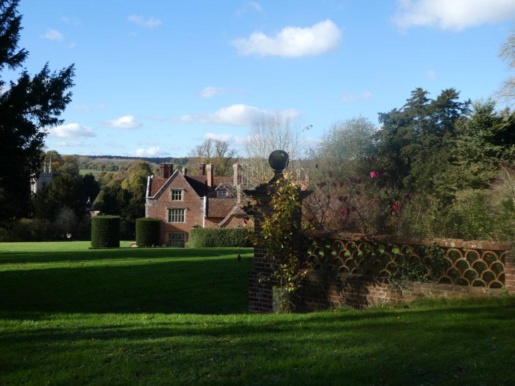 Chawton House Library Alton Hampshire Jane Austen