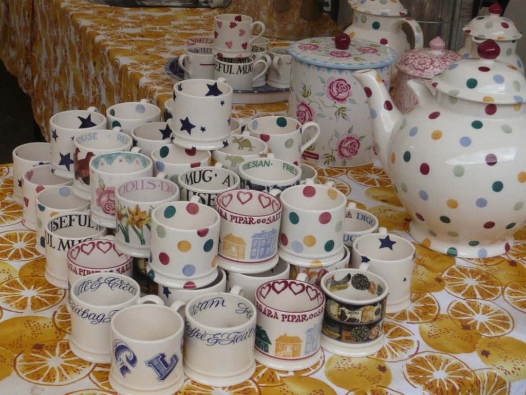Emma Bridgewater - Stoke-on-Trent Staffordshire