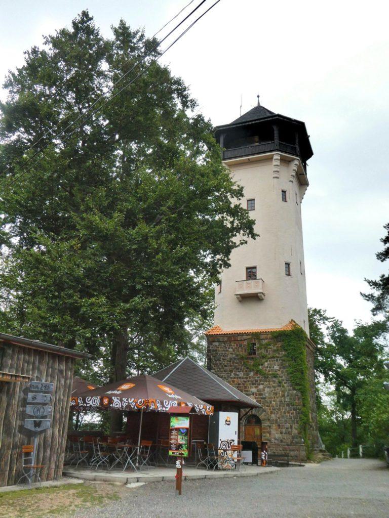 Karlovy Vary Czech Republic - Diana Lookout Tower