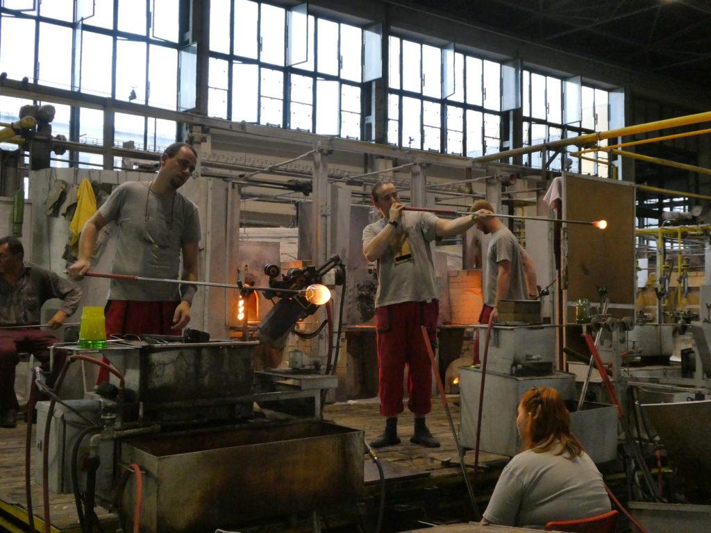 Karlovy Vary Czech Republic - Moser Glass Museum