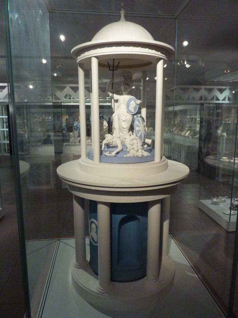 Wedgwood Museum - Stoke-on-Trent Staffordshire