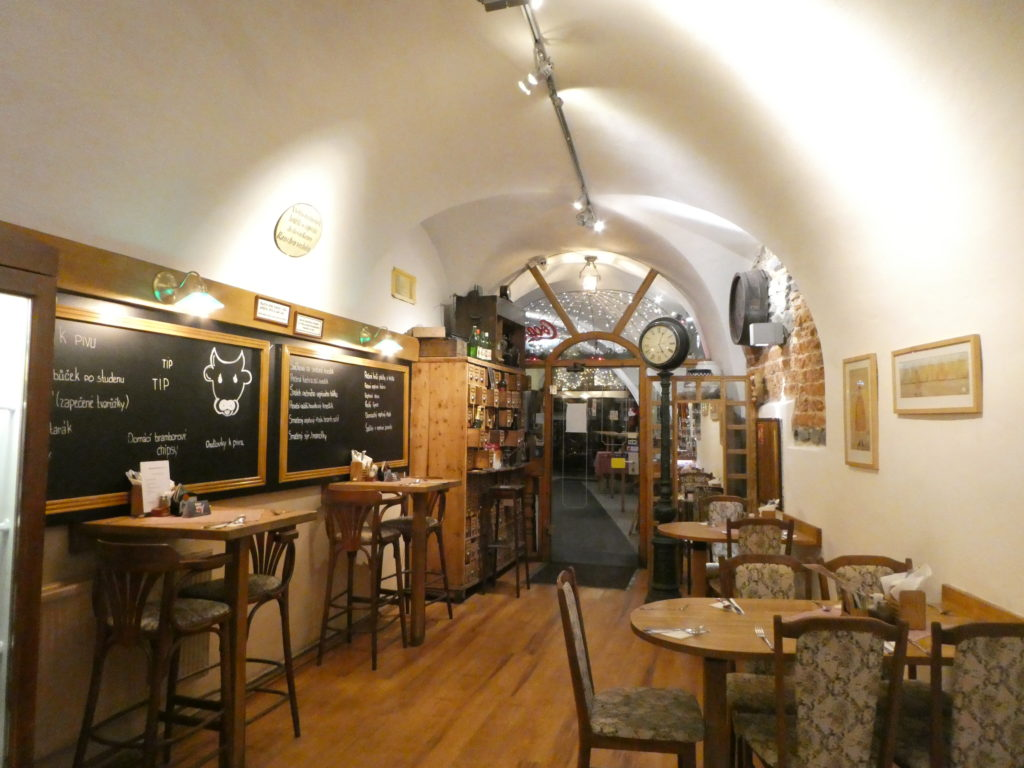 Olomouc Czech Republic - Restaurace U Cerveneho Volka