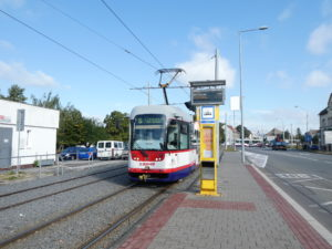 Olomouc Czech Republic - Tram