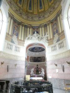 Olomouc Czech Republic - Chapel of St. John Sarkander