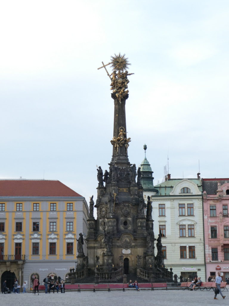 Olomouc Czech Republic - Holy Trinity Column