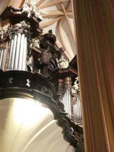 Olomouc Czech Republic - St. Moritz Church