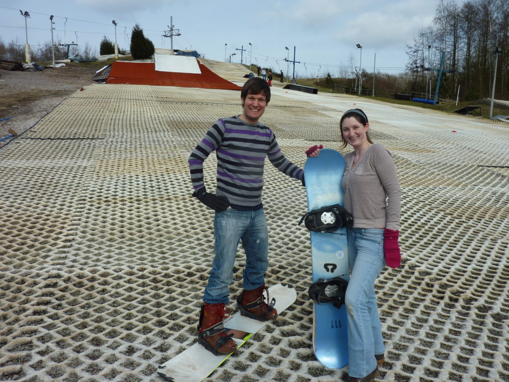 Stoke Ski Centre - Stoke-on-Trent Staffordshire