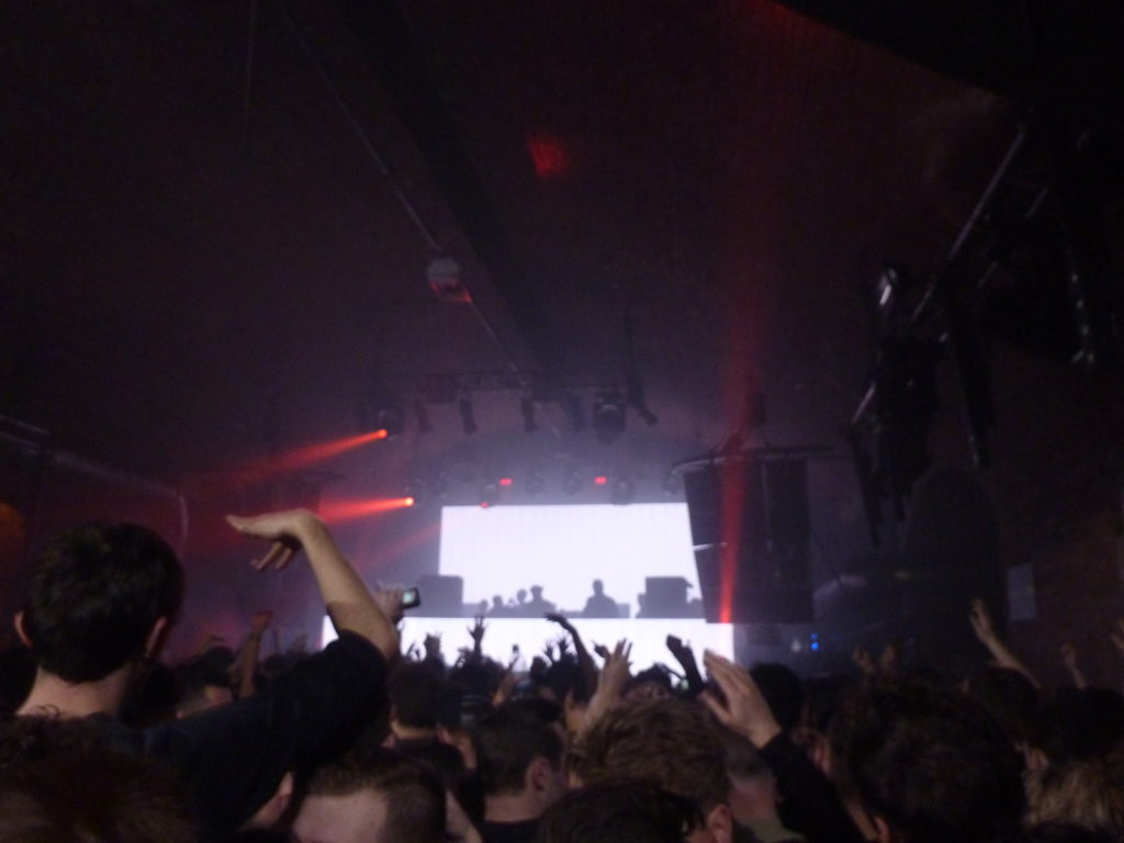 Manchester England - Warehouse Project