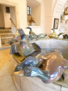 Pecs Hungary - Zsolnay Museum