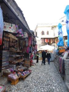 Mostar Bosnia-Herzegovina - Bazaar Area
