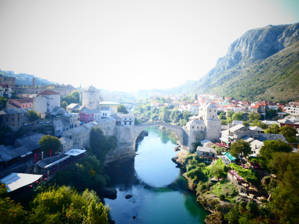 Mostar Bosnia-Herzegovina - Stari Most Old Bridge
