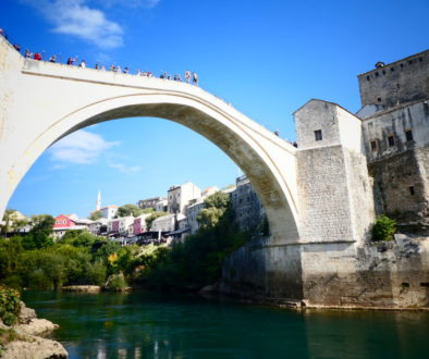 Mostar Bosnia-Herzegovina - Stari Most Old Bridge