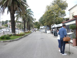 Cavtat Croatia - Seaside Promenade