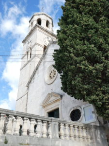 Cavtat Croatia - St Nicholas Church