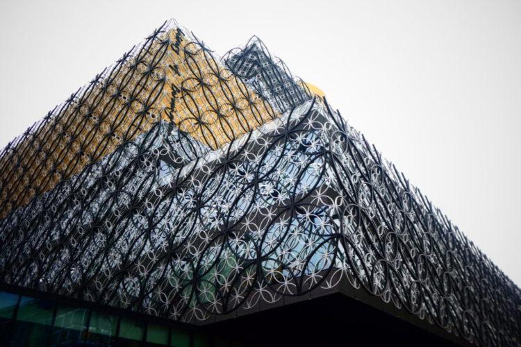 Birmingham England - Library of Birmingham