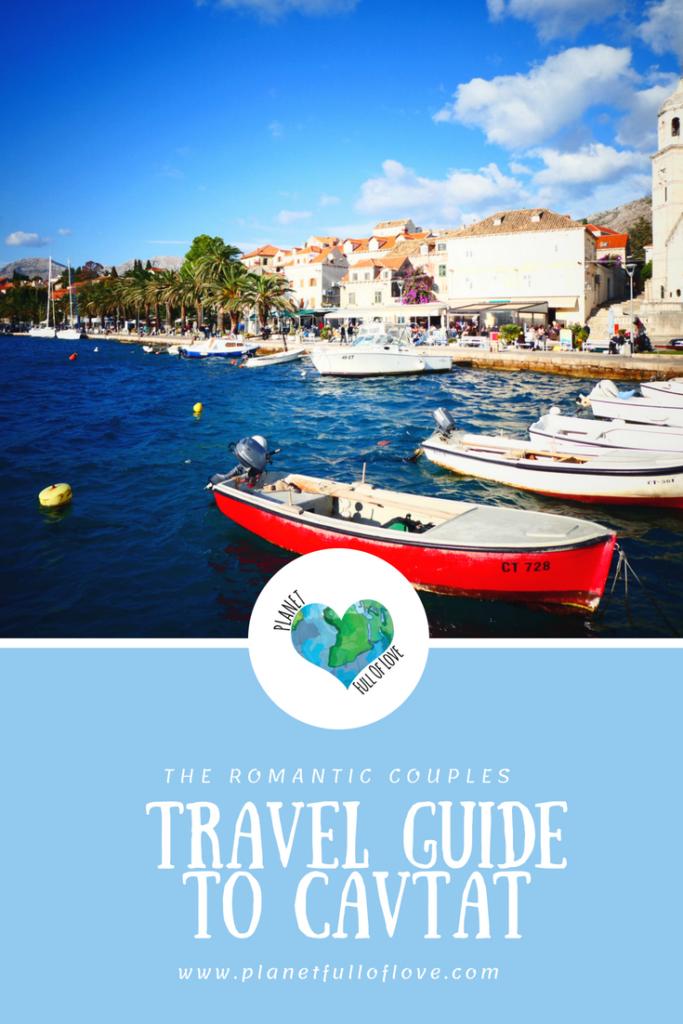 pinterest - travel guide, cavtat