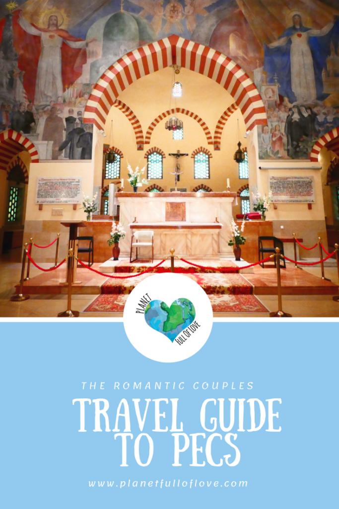 pinterest - travel guide, pecs