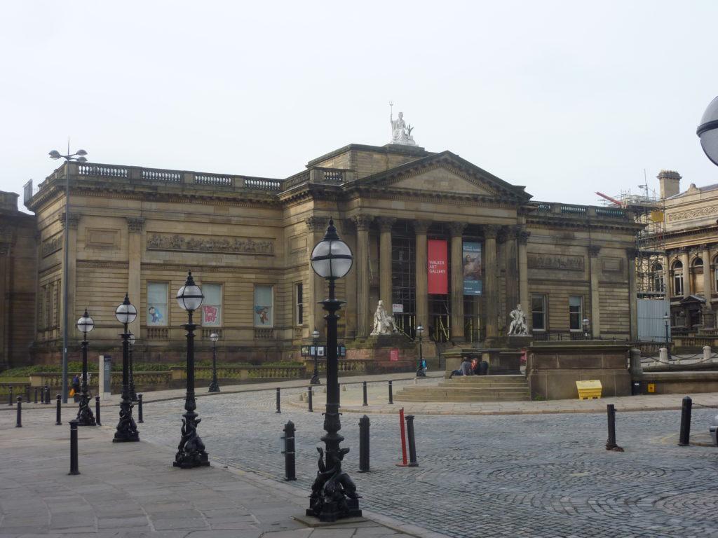 Liverpool England - Walker Art Gallery