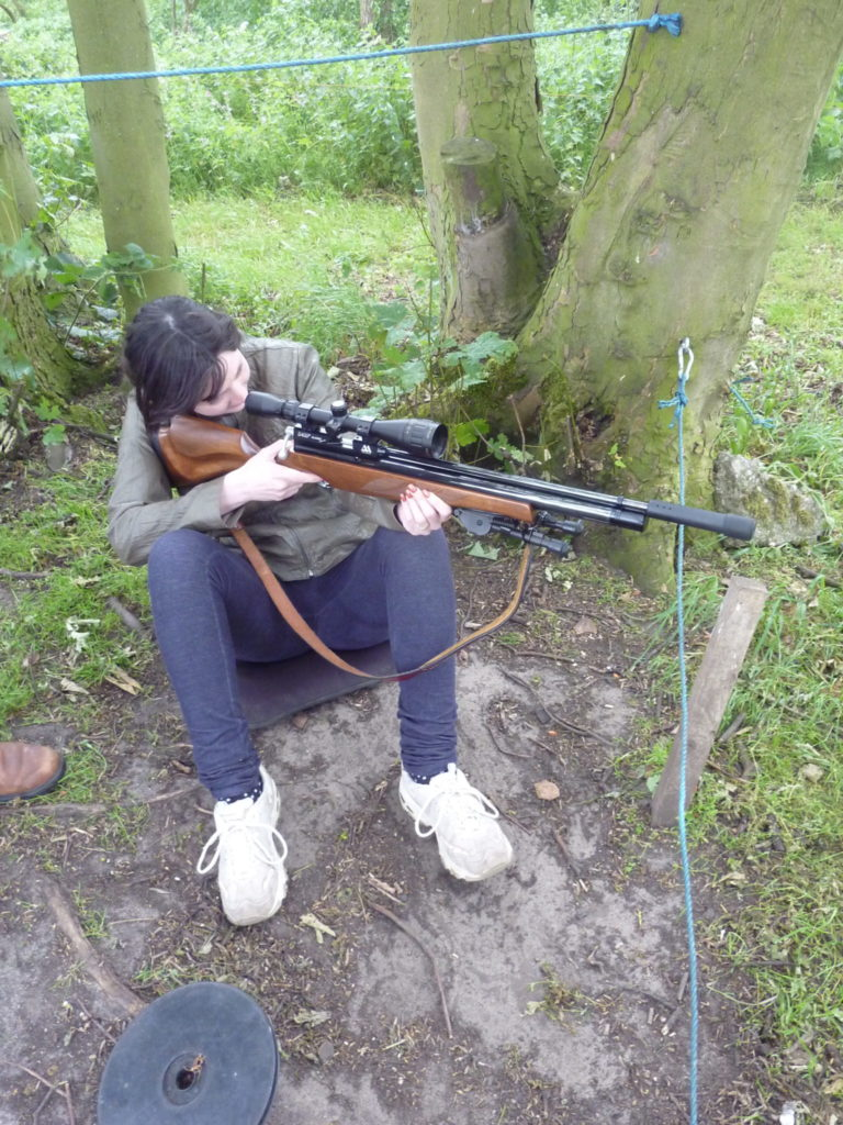 Byley Field Target Club - Cheshire England