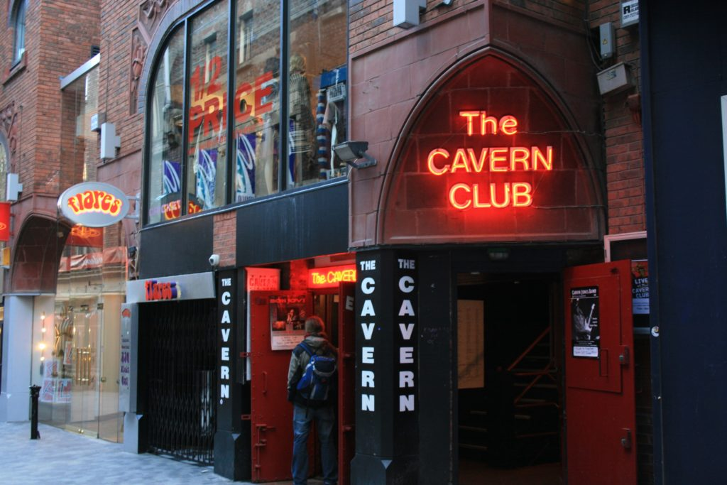 Liverpool England - The Cavern Club