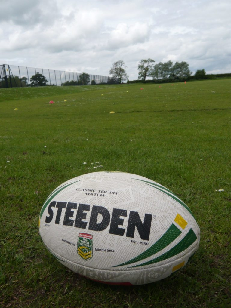 Touch Rugby - Cheshire England